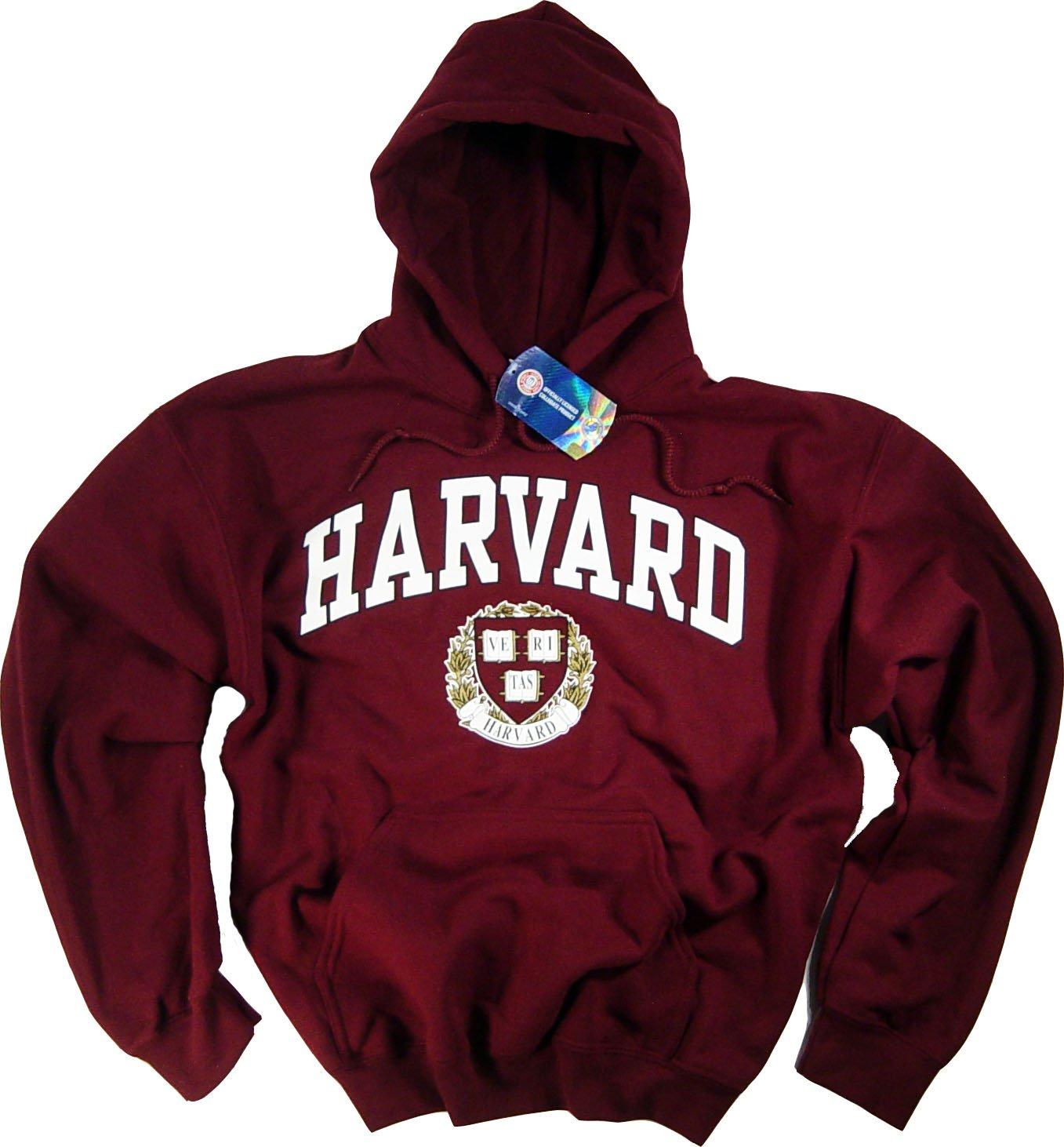 Anti Crime Harvard Shirt Hoodie Sweatshirt University T-Shirt Business Law Clothing Apparel (Medium)