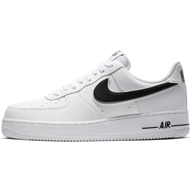 Nike Air Force 1 '07 3, Scarpe da Basket Uomo, Bianco (White