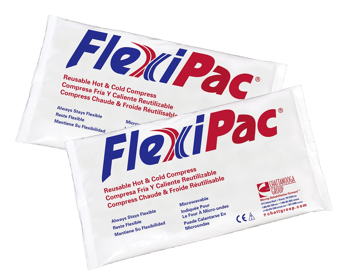 Flexi-PAC Reusable Hot/ Cold Compress Pack, 8 x 14