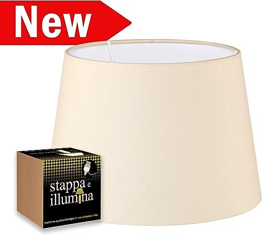 Kit de pantalla e iluminación para transformar tu lámpara de ...