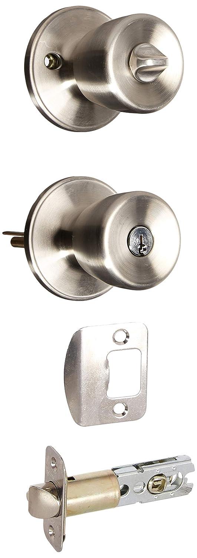 MINTCRAFT TS600K3 Tulip Entry Knob Stainless Steel