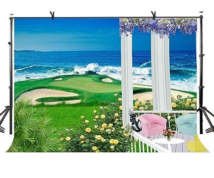 Amazon Lylycty 7x5ft Wedding Theme Backdrop Romantic Outdoor