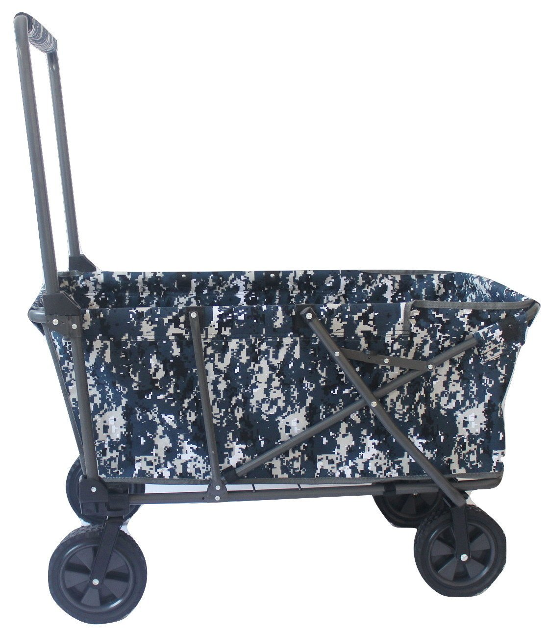 Pearington Sports Collapsible Folding Outdoor Utility Wagon Camo