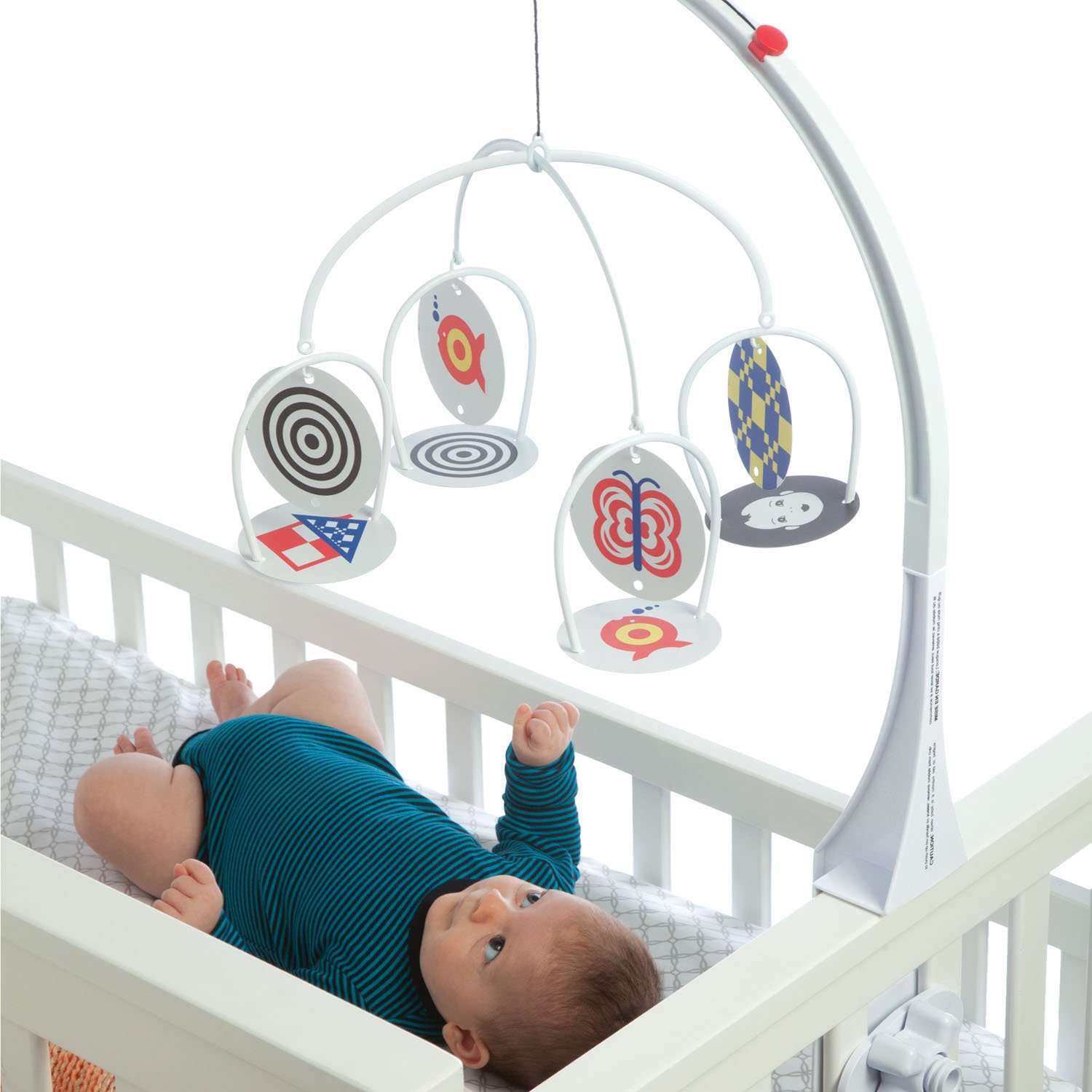 Crib mobiles bad for babies - Amazon Com Manhattan Toy Wimmer Ferguson Infant Stim Mobile For Cribs Toys Games