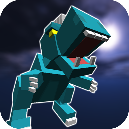 Block Dino Maps Adventure