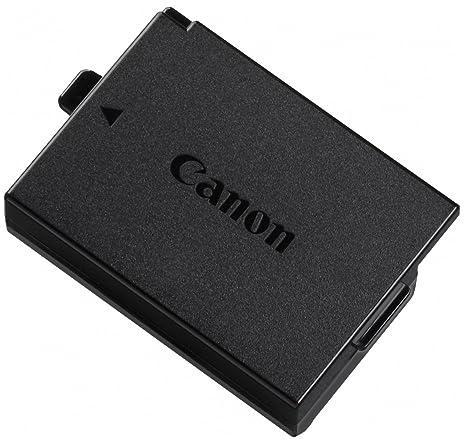 Canon DR-E10 - Acoplador DC EOS 1100D: Amazon.es: Electrónica