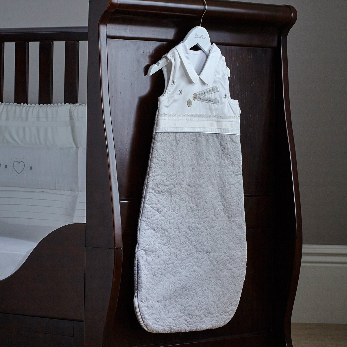 e7893522 Silver Cross Sleepsuit Handmade with Love: Amazon.co.uk: Baby