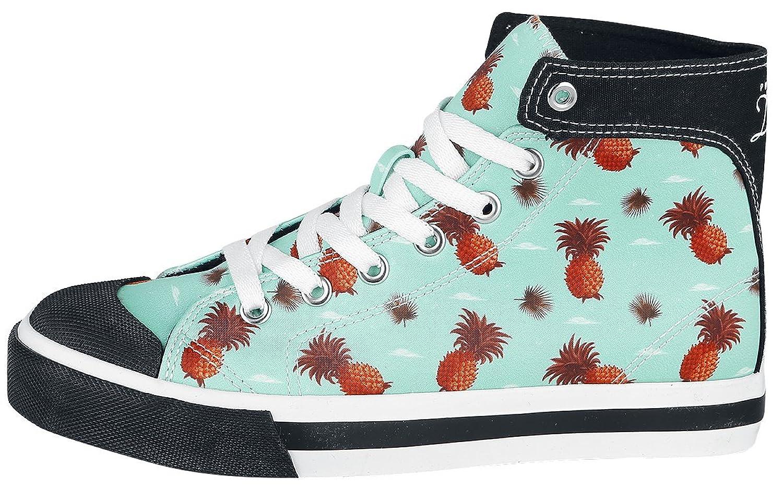 Pineapple Dream Sneaker Zapatillas Azul Pussy Deluxe azdracH