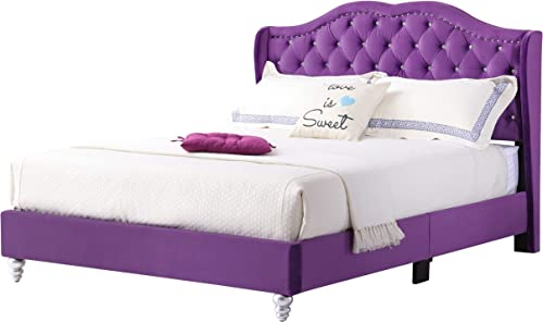 Glory Furniture Upholstered Bed