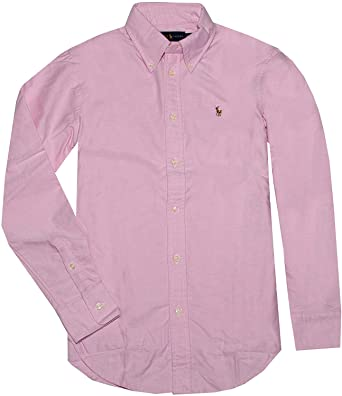 Polo Ralph Lauren camisa de corte clásico Oxford Buttondown para ...