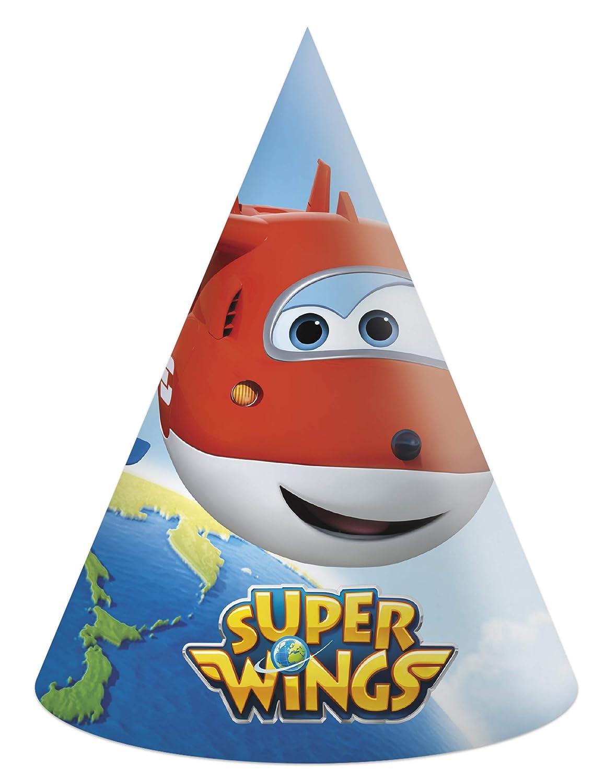 COOLMP - Juego de 12 Sombreros de Fiesta de cartón Super ...
