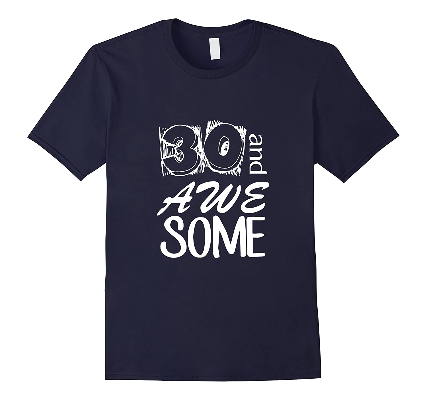 30th Birthday T Shirt For Men  Women-CD