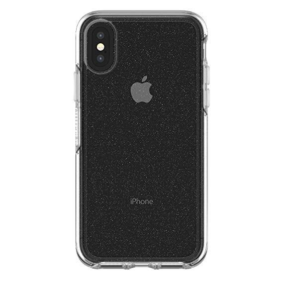 new arrival 7ffaf b6978 OtterBox Symmetry iPhone X (77-57130) Stardust - Certified Refurbished