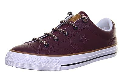 Converse Cons 149793 Unisex Leather Matt Trainers