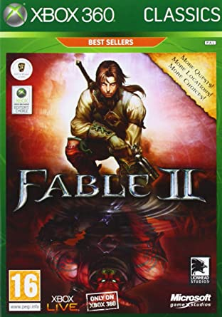 Fable 2 : Classics (Xbox 360): Amazon co uk: PC & Video Games