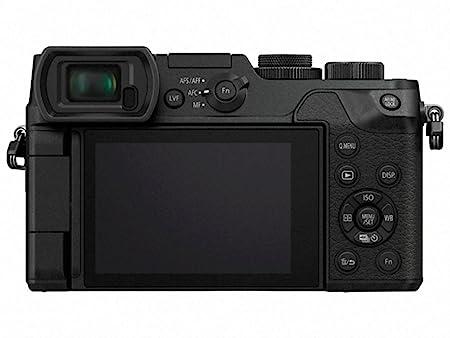 Panasonic DMC-GX8EC-K - Cámara Evil de 20.3 MP (Pantalla OLED ...