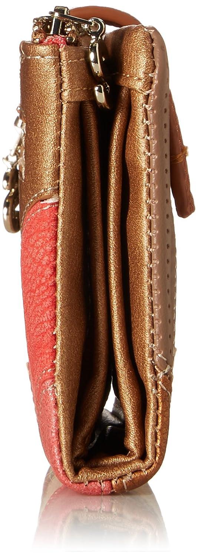 Taille unique Desigual Portefeuille Capricia Julia Rouge 18sayp16