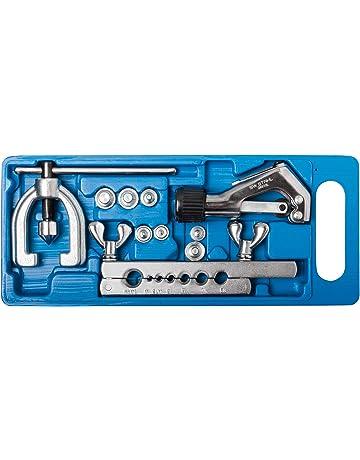 AUSWAHL Ersatz Druckstück für Doppel Bördelgerät Bördelwerkzeug Zoll+mm DIN+SAE