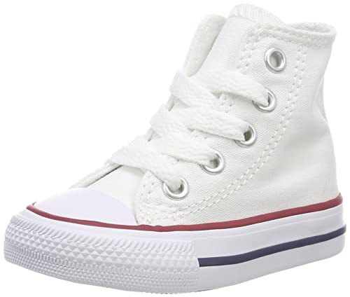 zapatillas converse blancas niños