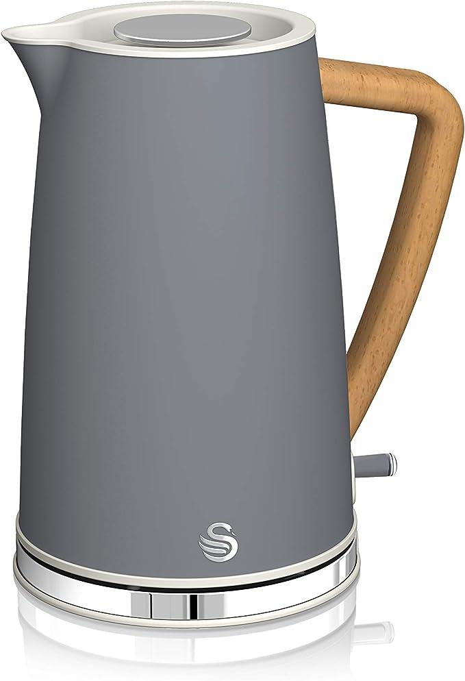 Swan SK14610GRYN Nordic Rapid Boil Jug Kettle