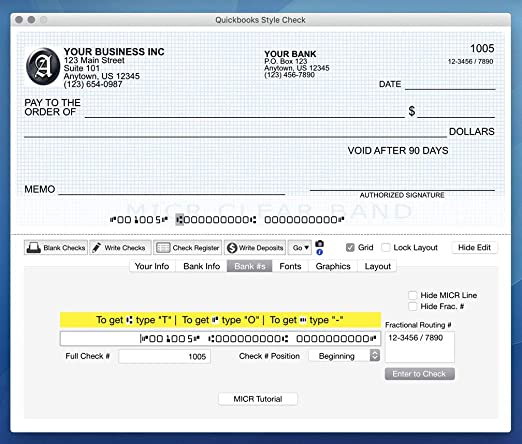 Amazon.com: CheckBuilderPro3 - Check Printing Software for ...