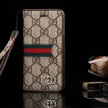 purchase cheap d12e0 a0abf Amazon | GUCCI iPhone7 ケース スマホケース・ 手帳型 携帯 ...