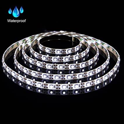 Amazon abtong led strip lights battery operated battery abtong led strip lights battery operated battery powered led lights strip waterproof led strip rope aloadofball Image collections