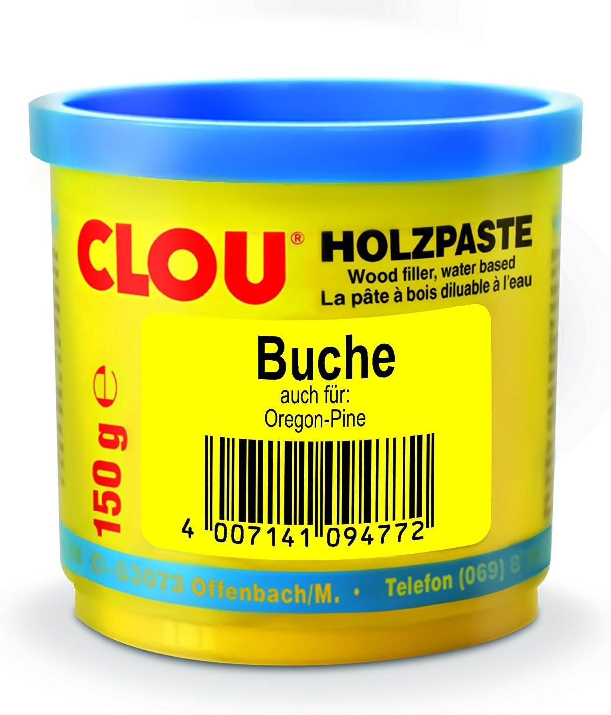 150 g Clou Holzpaste wv 4 buche