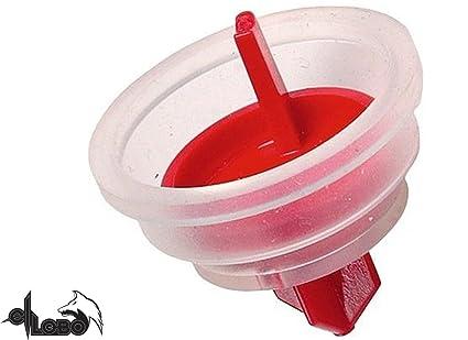 Grohe Membrana 4375800 M de repuesto para cisternas Válvula de flotador 43758 * 1 pieza *