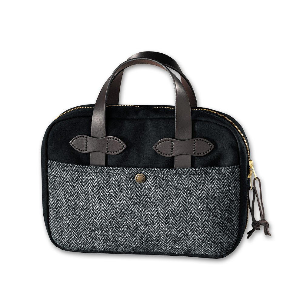 Filson Style 70079 Tweed iPad Case - Black by Filson