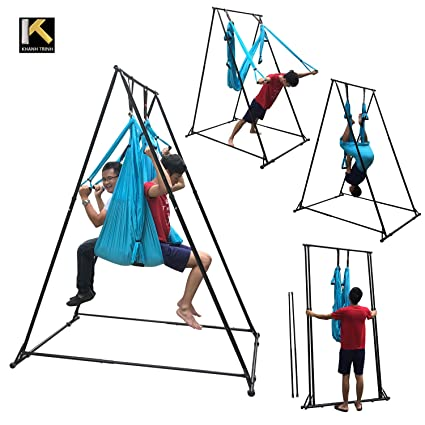 Amazon.com : KT Dedicated Stand Frame for Aerial Yoga Model ...
