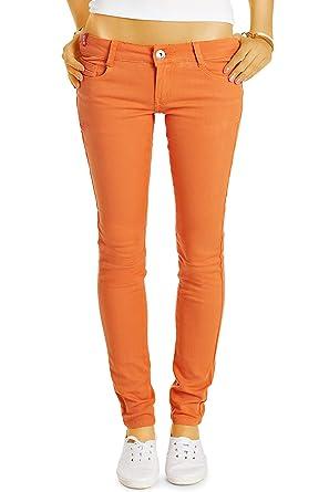 6453558c0b0b bestyledberlin Damen Jeans, hüftige Jeanshosen, Hüftjeans Slim Fit Tiefer  Bund j40i 30W