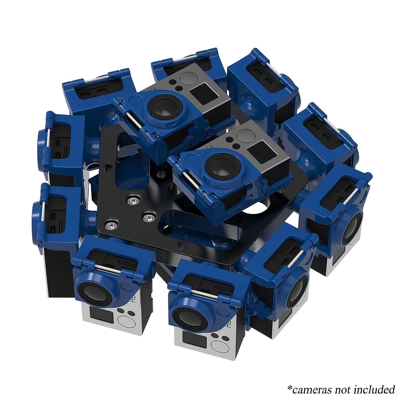 360heros 3dpro |立体視360ビデオ撮影ホルダーfor GoProカメラ   B01LW2FUHY