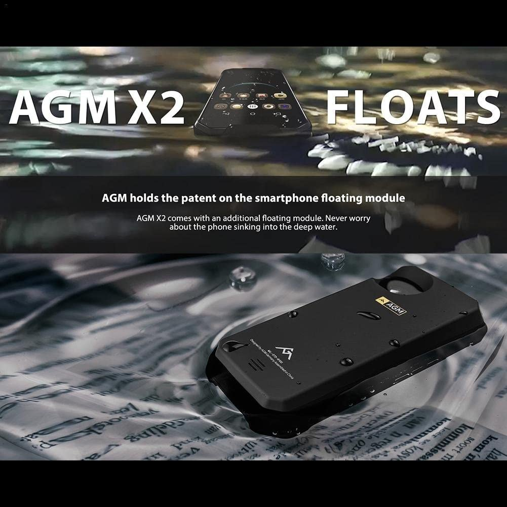 Là Vestmon AGM X2 IP68 Impermeable GPS + GLONASS Sistema de ...