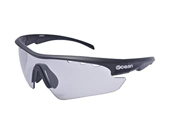 b2e50b95a3 Ocean Sunglasses Ironman - gafas de sol- Montura : Negro Mate - Lentes :  Fotocromáticas