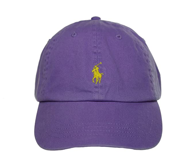 Polo Ralph Lauren Classic Pony - Gorra de béisbol, color lavanda ...