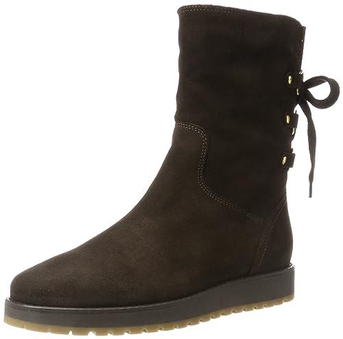 Tommy Hilfiger FW0FW01531, Botas Cortas Mujer: Amazon.es: Zapatos y complementos