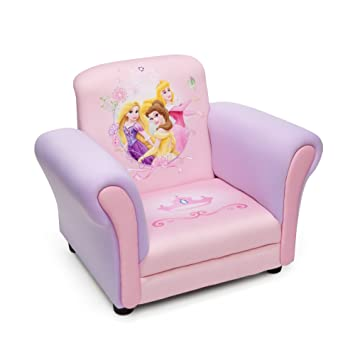 Merveilleux Delta Childrenu0027s Products Disney Princess Upholstered Chair