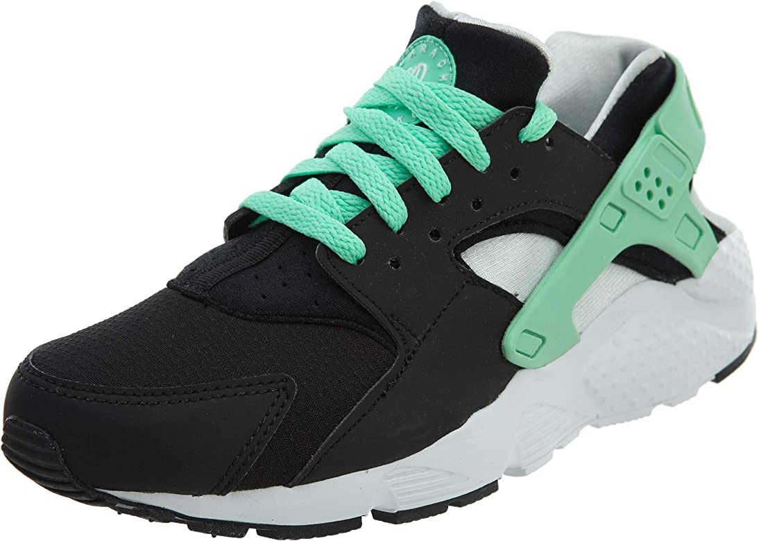 Nike 654280-008, Zapatillas de Trail Running para Niñas, Negro (Black/Green Glow/Pure Platinum/White), 35.5 EU: Amazon.es: Zapatos y complementos