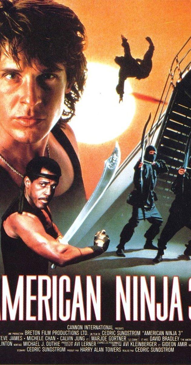 American Ninja 3: Blood Hunt [USA] [VHS]: Amazon.es: David ...