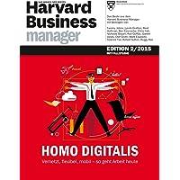 Harvard Business Manager Edition 2/2015: Homo Digitalis