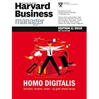 Harvard Business Manager Edition 2/2015: Homo Digitalis