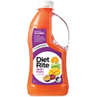 Diet Rite Cordial Drink, Multi Fruits, 1 l