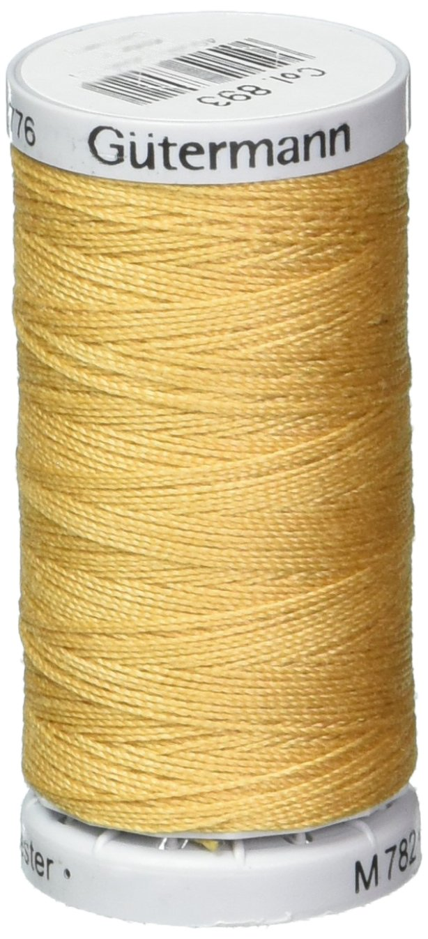 Gutermann 27090038 Extra Strong Thread 110 Yards-Black Notions - In Network 26964