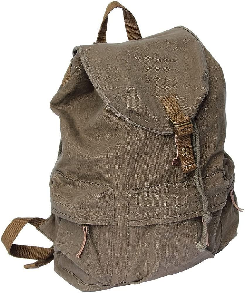 Kattee mochila de lona de cámaras réflex de móviles y navegadores ...