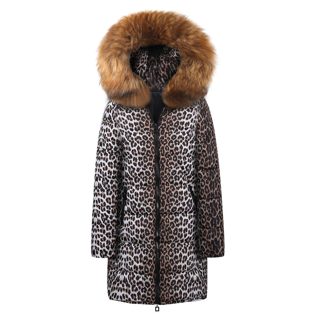 Women's Faux Suede Long Jacket,✔ Hypothesis_X ☎ Lapel Outwear Trench Coat Cardigan Hooded Coat Jacket Outwear Brown