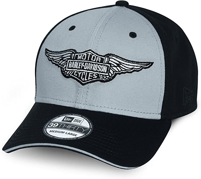 Harley-Davidson Bar & Shield Logo with Wings 39THIRTY Gorra de ...