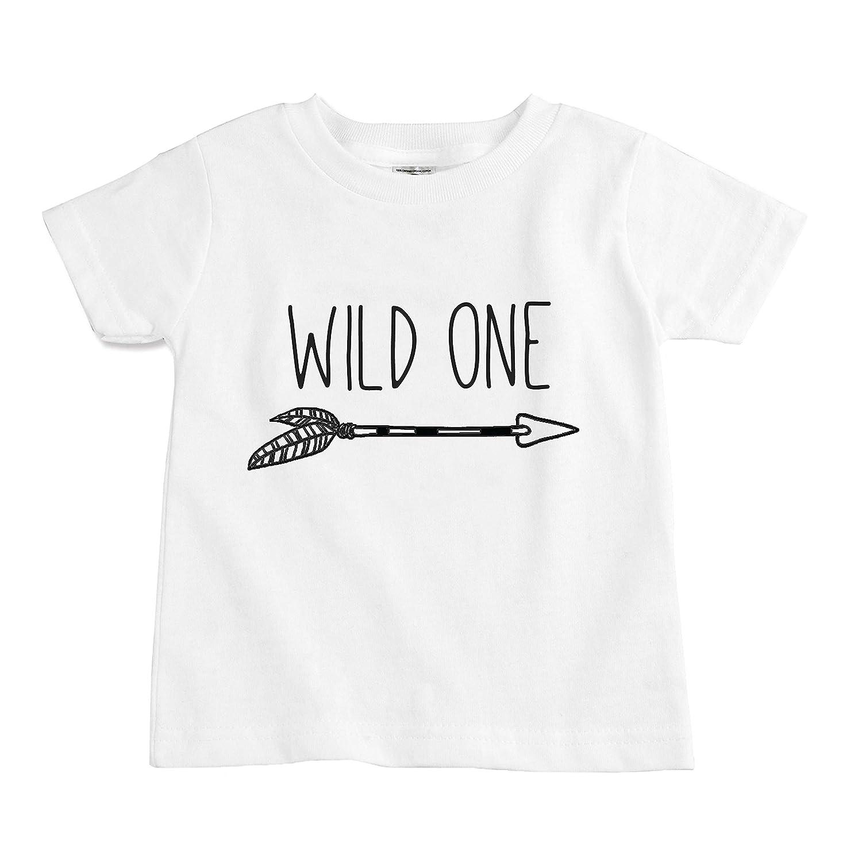Wild One有機コットン幼児用Tシャツ 4T  B01M7NKOQH