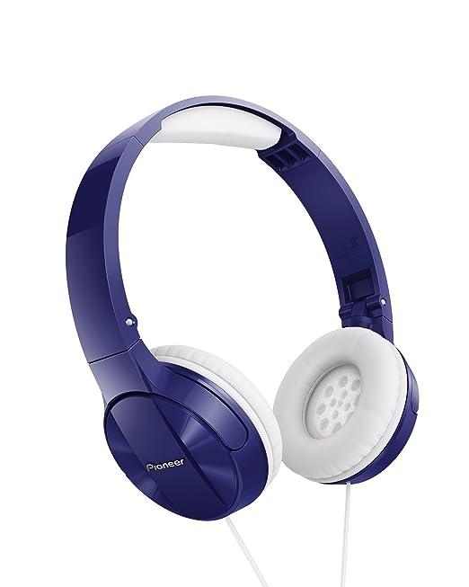75 opinioni per Pioneer SE-MJ503 Cuffie con Archetto, Blu
