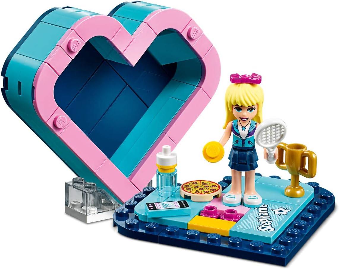 Details about  /Lego Friends Stephanie/'s Heart Box 85 Pieces